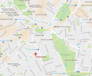Seminarraum Kleingruppen Zentrum Wien