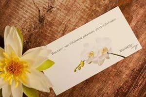 Geschenkgutschein Lomi Lomi Nui Entspannung & Wohlbefinden
